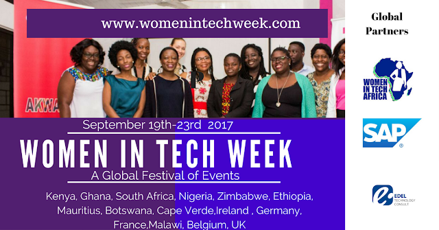 Women in Tech Week 2017