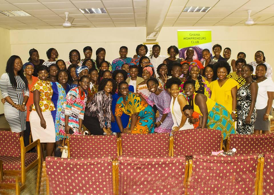 Ghana Mompreneurs Club organizes first Mompreneurship Success Clinic