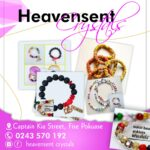 Heavensent crystals