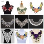 Beautiful Appliques for your kaba's, blouses, dresses and tops