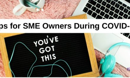 Tips for SME Owners During COVID-19